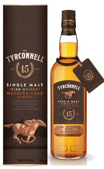 TYRCONNELL IRISH WHISKEY SINGLE MAL