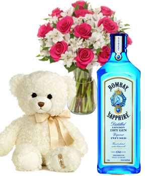 AMORE COLLECTION - BOMBAY SAPPHIRE