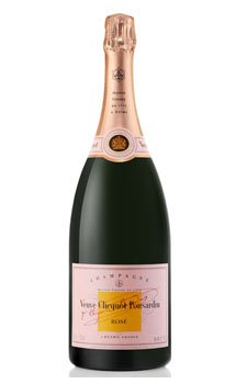 VEUVE CLICQUOT CHAMPAGNE ROSE NV