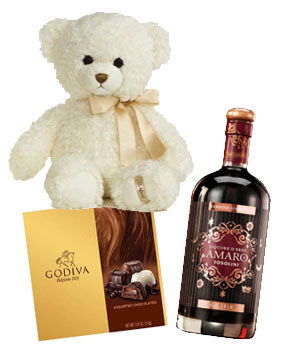 VALENTIN GODIVA COLLECTION - AMARO