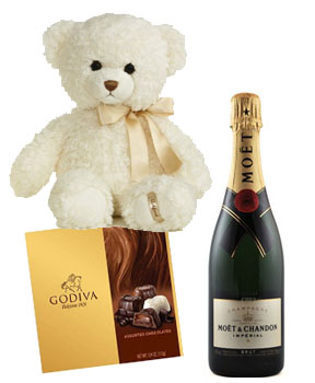 VALENTIN GODIVA COLLECTION - MOET &