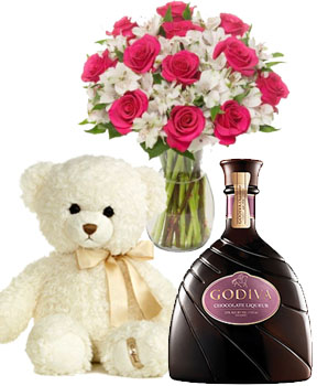 AMORE COLLECTION - GODIVA CHOCOLATE LIQUEUR
