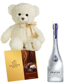 Send Your Loved One VALENTIN GODIVA COLLECTION Gift Online