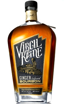 VIRGIL KAINE BOURBON GINGER INFUSED