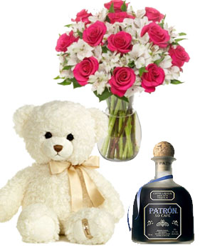 AMORE COLLECTION - PATRON XO CAFE
