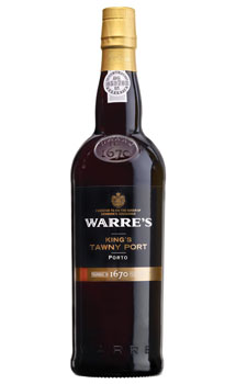 WARRE'S PORT WARNY KING'S