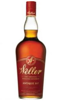 OLD WELLER ANTIQUE BOURBON 107 PROO