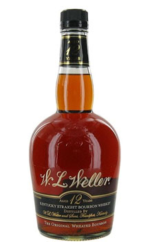 W.L. WELLER 12 YEAR BOURBON