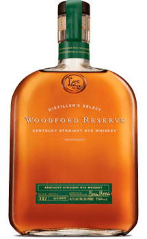 WOODFORD RESERVE BOURBON RYE DISTILLER'S SELECT - 750ML