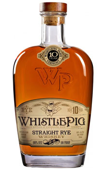 WHISTLEPIG STRAIGHT RYE WHISKEY 100
