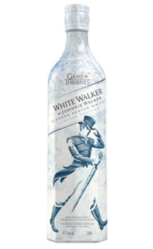 WHITE WALKER by JOHNNIE WALKER - GAME OF THRONES EDITION