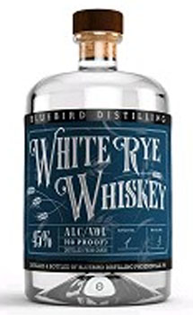 BLUEBIRD DISTILLING WHITE WHISKEY R