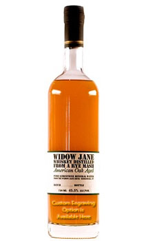 WIDOW JANE WHISKEY RYE MASH AMERICA
