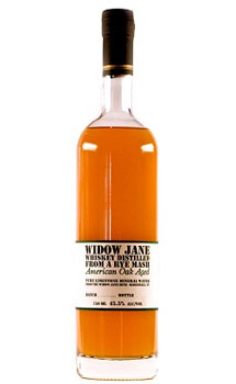 WIDOW JANE WHISKEY RYE MASH OAK & A