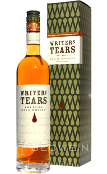 WRITERS TEARS COPPER POT IRISH WHIS