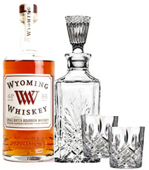 Send Wyoming Whiskey Collaboration Gift Set Online