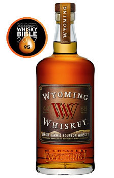WYOMING WHISKEY BOURBON SINGLE BARR