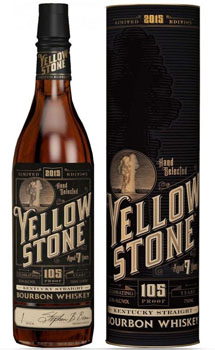 YELLOWSTONE BOURBON 7 YEAR OLD - LI