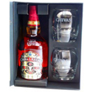 Chivas Regal 12 Year Old Scotch Gift Set