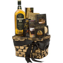 Irish Whiskey | Tullamore Dew  | Gift Baskets