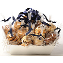 Double the Fun Cookie and Dessert Gift Basket