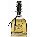 PATRON ANEJO LIMITED EDITION GUITAR BOTTLE STOPPER JOHN VARVATOS