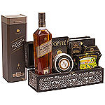 Platinum Enagement Gift Basket
