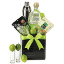 Patrón Tequila Gift Basket – Shake It Up