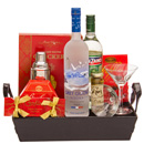 Shaken or Stirred Gift Basket