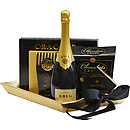 Champagne Gifts |  Krug Champagne | Gift Baskets
