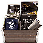 The Gin Mavin Gift Basket