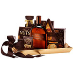 Boutbon Gifts | Woodford Reserve Double OakedBourbon | Gift Baskets